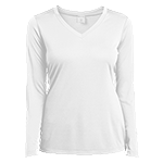 Ladies Sleeve Vneck