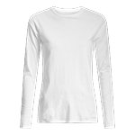 Ladies Sleeve Roundneck